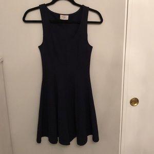 Navy everly dress beautiful